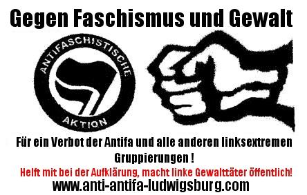 Anti-Antifa Ludwigsburg